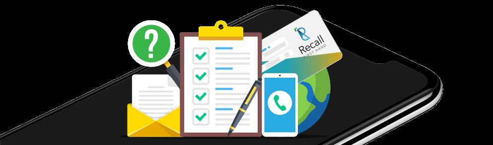 Recall First hand - iphone ricondizionati